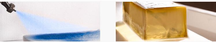 pegado y encolado de espumas de poliuretano pu y latex